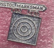 Pistol Marksman Pin