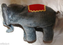 Windup Elephant Toy Japan