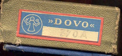 Dovo Poultry Scisorrs in Box