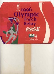 Coca Cola Fan 1996