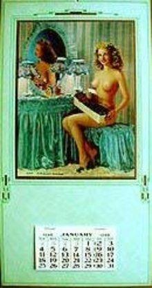 1948 Pinup Calendar