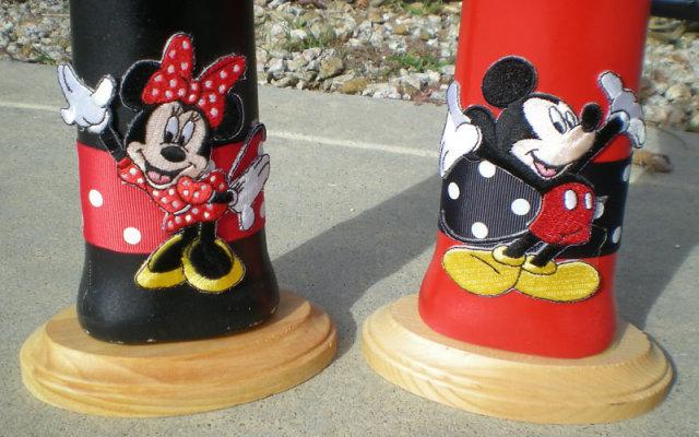 Walt Disney Hand Molds