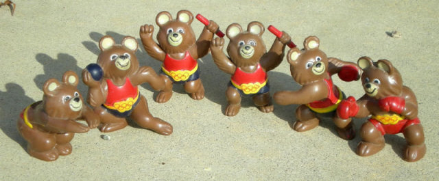Misha Olympic Bears