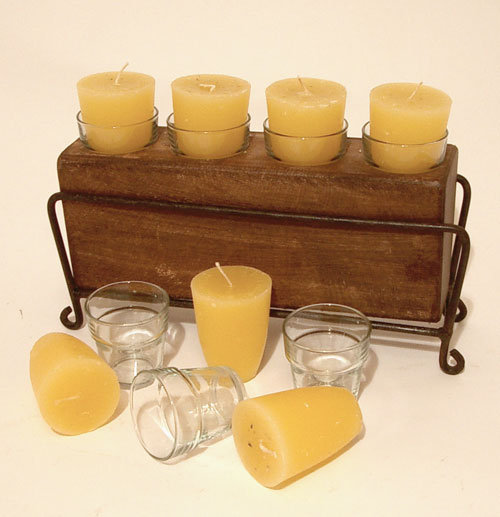 Sugarmold Cone Candles