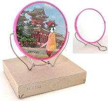 Japan Diorama Mirror 1950s