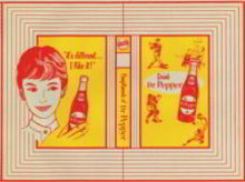 Dr. Pepper Soda Book Cover