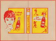 Dr. Pepper Soda Book Cover