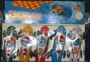 Japan Litho Toy Cars - Indy 500 Type 1960s