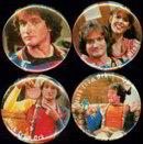 Mork & Mindy Pinbacks 1970s