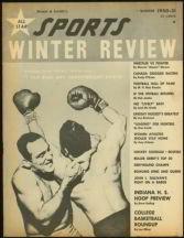 1950s Sports Magazine on Marvin Mercer