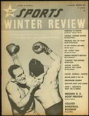 1950s Sports Magazine on Marvin Mercer