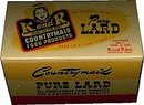 K&R CountryMaid Butter Boxes