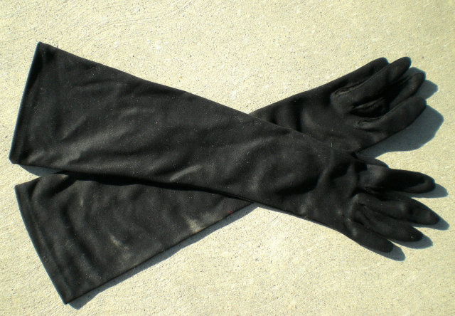 Cabaret Costume Gloves
