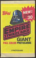 Empire Strikes Back Photo Card