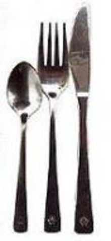 American West Silverware Set