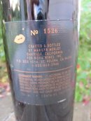Marilyn Monroe Cabernet Saugvignon Wine 1994