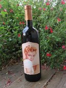 1998 Marilyn Monroe Red Wine Bottle Unopened