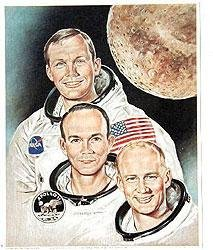Apollo 11 Art Prints