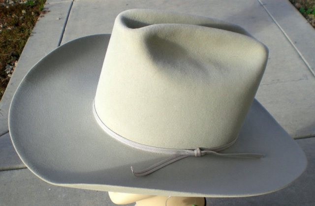 Resistol Cowgirl Hat