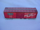 Railroad Train Frisco Freight Box Car Unused Matchbooks