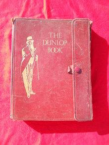 The Dunlop Book England British Motorist Guide 1920's
