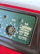 Lightning Adding Machine Co. Money Counter