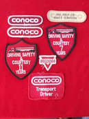 Collection of Conoco Patches