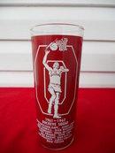 (5) Ohio St. 1961-62 Basketball Glasses Havlicek Lucas Knight