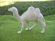 Marx White Camel Playset Figure
