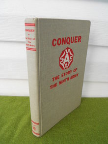 Conquer Story of the 9th Army WWII