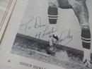 Dallas Cowboys Chuck Howley Autographed Photo
