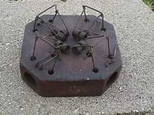 Victor Primitive Wooden Mouse Trap