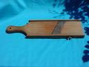 Early Wooden Board Slaw Cutter
