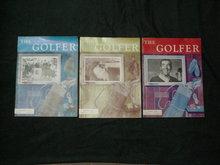 3 1955 THE GOLFER Magazines