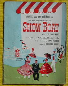 Show Boat Stage Production Catalog