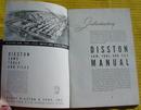 Early Disston Saw, Tool & File Manual