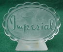 Imperial Glass Dealer Display