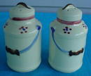 Pr. of Shawnee Milk Can Shakers