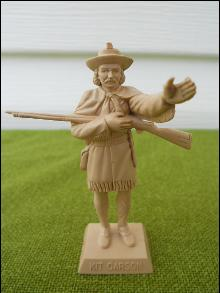 Kit Carson Marx Playset Figure