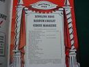 '52 Ringling Bros & Barnum & Bailey Circus Program