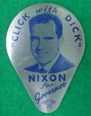 Click w/Dick Nixon for Governor Campaign Piece