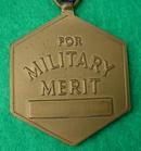 Military Merit Medal