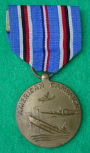 1941-45 American Campaign Medal w/Ribbon