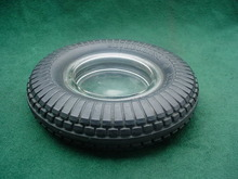 Seiberling Adver. Tire Ashtray