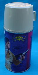 Nice, 1968 King-Seely Secret Agent T Thermos