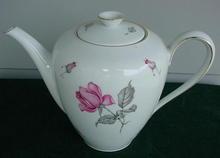 German Rose Teapot