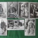 Native American Indian Photo Postcards