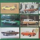 1970's Automobile Dealer Postcards