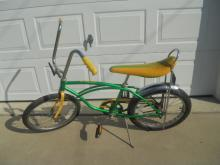 1970's Schwinn Stingray Bicycle Bike
