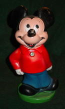 Mickey Mouse Coin Bank